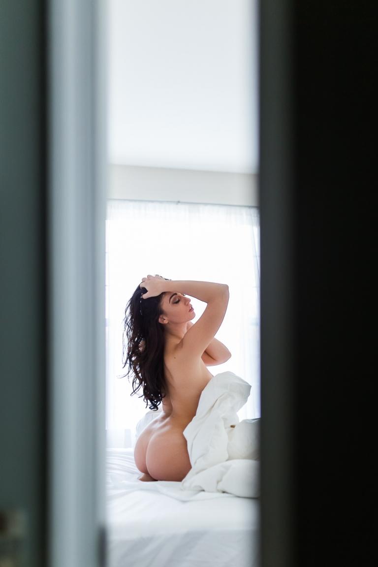 Arlington Virginia Boudoir Photographer