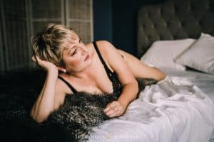 50 and fabulous boudoir photography in Washington, D.C.