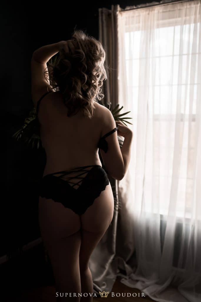 Fairfax va boudoir photographer
