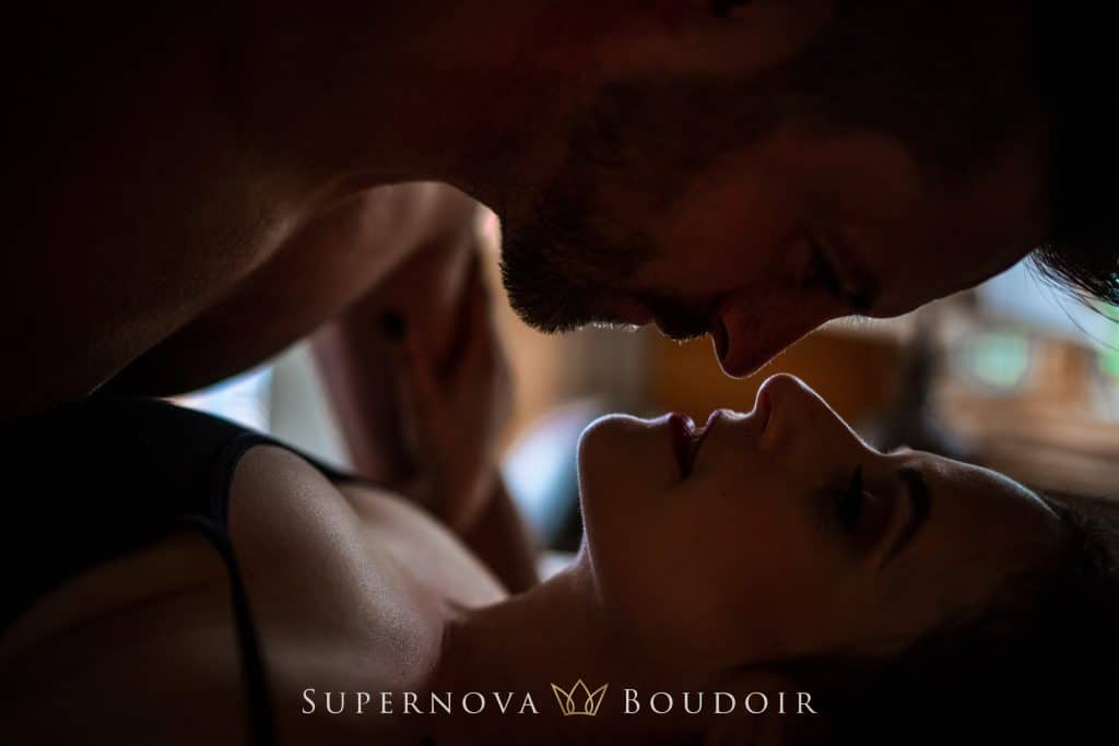 connecting with couples boudoir photography in virginia