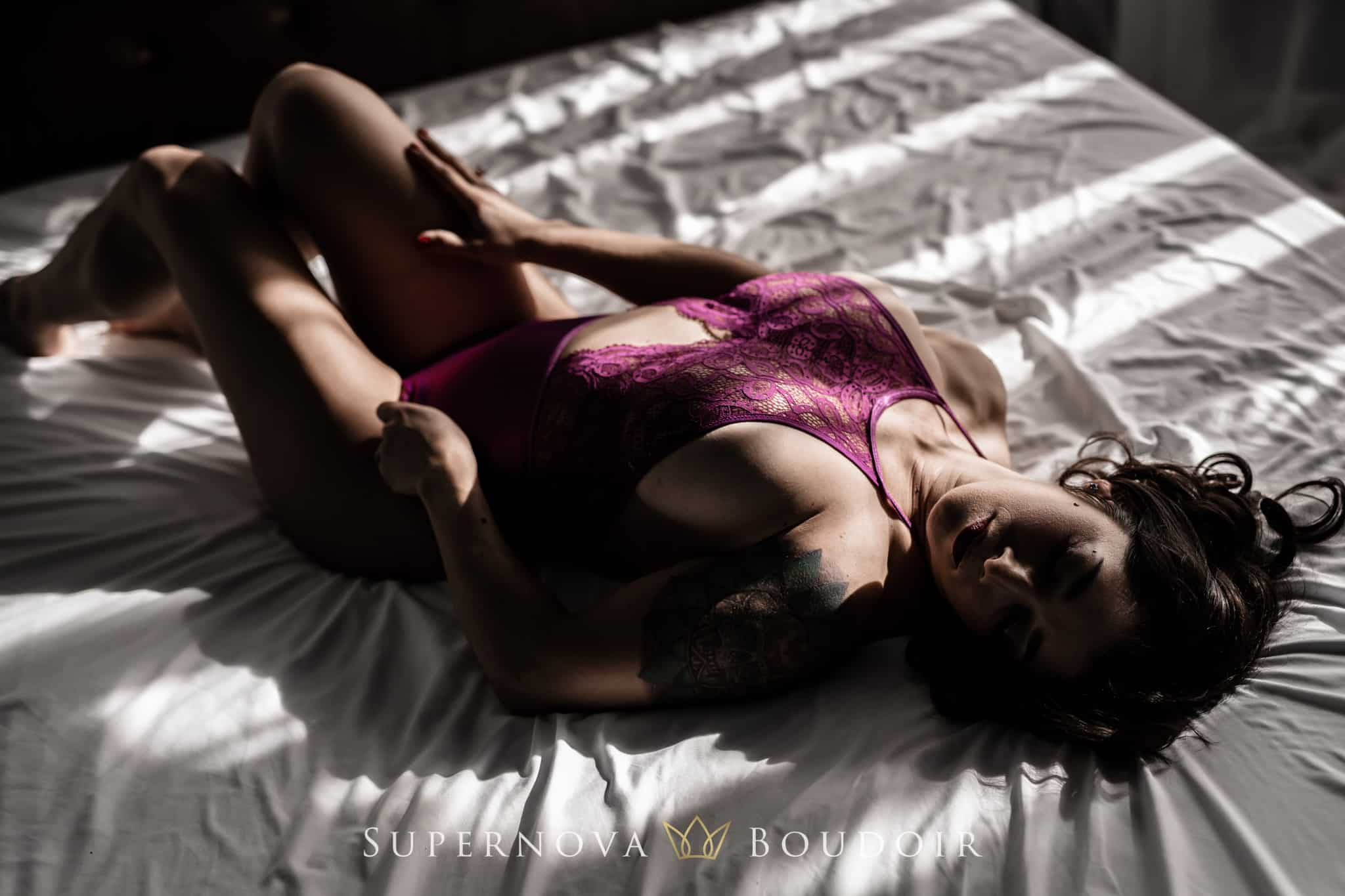 Lovettsville Virginia boudoir photographer
