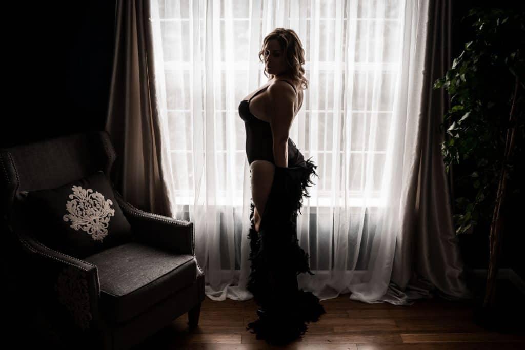 leesburg virginia boudoir session
