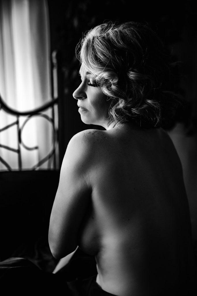boudoir for women over 50 in washington dc