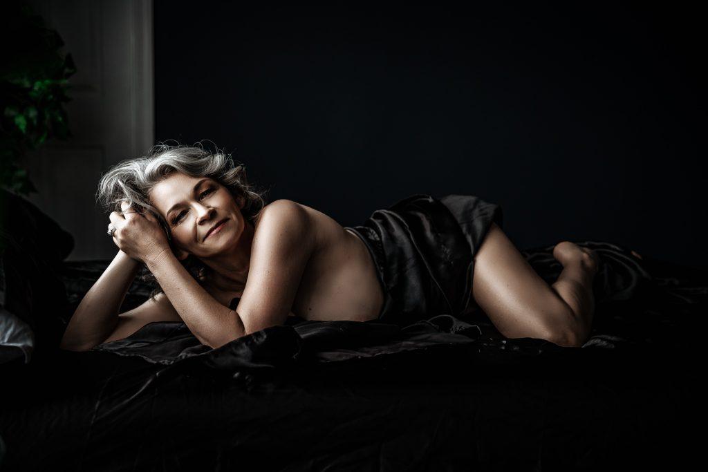 boudoir for women over 50 washington dc