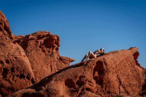 fine art nudes in the desert