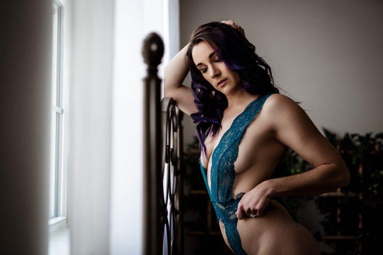 ashburn boudoir photographer